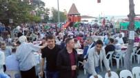 PAŞABAHÇE - 6 Bin Beykozlu Paşabahçe Meydanı'nda İftar Sofrasında Buluştu