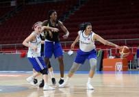 ABDİ İPEKÇİ - A Milli Kadın Basketbol Takımı, Hazırlıklarını Sürdürüyor