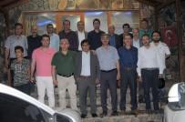 İBRAHİM ASLAN - AGAD Yönetimi Çelikhan'da Toplandı