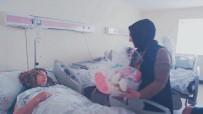 Ağrı Belediyesinin Hoş Geldin Bebek Projesi Devam Ediyor