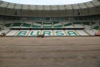 TİMSAH - Altepe, Büyükşehir Belediye Stadyumunu İnceledi