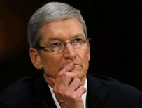SEÇİM KAMPANYASI - Apple CEO'su Cook'tan ABD hükümetine vergi önerisi