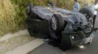 MAKAM ARACI - Arsuz Kaymakamı Trafik Kazası Geçirdi
