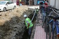 HÜSEYİN OPRUKÇU - ASKİ, Seyhan Şehit Duran Mahallesi'nde Hat Yeniledi