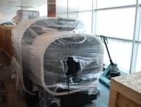 Atatürk Havalimanı'na 2 tomografi cihazı getirildi