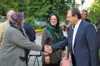 ALİ FUAT TÜRKEL - Bafra Belediyesinden STK'lara İftar