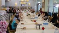 BİLİM SANAYİ VE TEKNOLOJİ BAKANI - Bakan Özlü'nün Eşi Onur Özlü, Yetim Ve Öksüz Çocukları Ağırladı