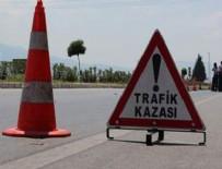 Balıkesir'de trafik kazası:3 Yaralı