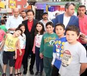 TUZLA BELEDİYESİ - Başkan Dr. Şadi Yazıcı Açıklaması 'Eskiden Tuzlalı Dışarı Giderdi, Şimdi Herkes Tuzla'ya Geliyor'
