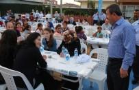 BİLGİ EVLERİ - Başkan Karabacak Ramazan Ayında Da Halkla Birlikte