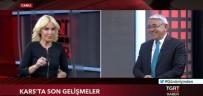 OTOBÜS TERMİNALİ - Başkan Karaçanta TGRT Haberin Canlı Yayın Konuğu Oldu