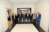 MUSTAFA AK - Başkan Kösemusul, AK Parti Adapazarı İlçe Teşkilatını Ağırladı