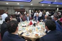 ADNAN KESKİN - Başkan Yaşar Sanayici Ve İş Adamlarıyla İftarda Buluştu