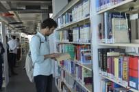İBN-İ SİNA - BEÜ İkinci Kütüphanesi İbn-İ Sina Kampüsü'nde Hizmete Girdi