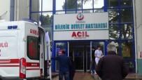 AFYON KOCATEPE ÜNIVERSITESI - Bilecik'te Traktör Kazası Açıklaması 1'İ Ağır 4 Yaralı