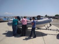 Burhaniye Yat Limanı Artık Daha Güvenli