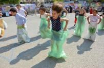 DEFİLE - Bütün Yılın Yorgunluğunu Festivalle Attılar