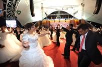 TOPLU NİKAH - Büyükşehirden 217 Çifte Toplu Nikah Töreni
