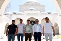 HAKAN TÜTÜNCÜ - Çelebi Mehmed Cami İnşaatında Sona Doğru