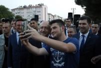 CHP Genel Başkanı Kılıçdaroğlu Burdur'da İftara Katıldı