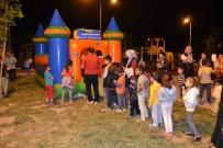 PATLAMIŞ MISIR - Çocuklar Ramazan Eğlencesi İle Coştu