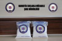 GÜNEYKENT - Çorap İçerisine Gizlenmiş Uyuşturucu Maddeler Ele Geçirildi