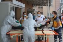 YANGIN TATBİKATI - Çorlu Devlet Hastanesinde KBRN Tatbikatı