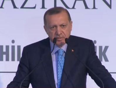 Cumhurbaşkanı Erdoğan'dan Kılıçdaroğlu'na Rabia yanıtı