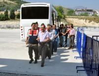 KİMLİK TESPİTİ - Denizli'de FETÖ'nün Eğitim Ayağı Yargı Karşısına Çıktı