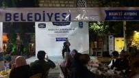 TİYATRO OYUNCUSU - Eyüp Sultan'da 'Tarihten Sahneler'