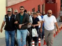 ERCIYES - FETÖ'den Gözaltına Alınan 8 Akademisyen Adliyeye Çıkarıldı