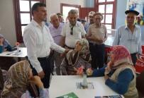 ALZHEIMER - Germencik Belediyesinden Türkiye'ye Örnek Proje