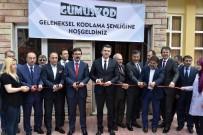 OKAY MEMIŞ - Gümüşhane'de 'Gümüşkod Kodlama Şenliği' Düzenlendi