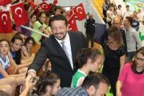 ERSIN EMIROĞLU - Hidayet Türkoğlu 10 Bin Basketbol Topu Dağıttı