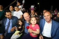 SEYRANI - Hilal Mahallesi Sakinleri İftarı Çolakbayrakdar Çifti İle Birlikte Açtı
