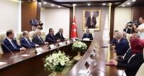 KENAN İPEK - HSK Başkan Vekilliği Görevine Mehmet Yılmaz Seçildi