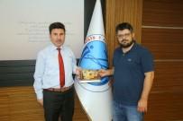 MUSTAFA DOĞAN - İHH'den Rektör Karacoşkun'a Ziyaret
