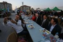 UTKU ÇAKIRÖZER - Ihlamurkent'te 6 Bin Kişi İftarda Buluştu