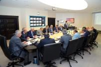 BARıŞ DEMIRTAŞ - İncesu OSB Müteşebbis Teşekkül Heyeti Vali Kamçı Başkanlığında Toplandı
