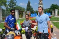 MILAN - İran'dan Yola Çıktı, 10 Ayda 17 Bin 850 Kilometre Yol Yaptı