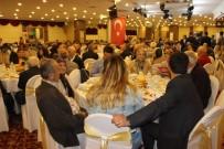ERKEN REZERVASYON - Kültür Ve Turizm Bakanı Prof. Dr. Nabi Avcı Şehit Ve Gazi Ailelerinin İftar Programına Katıldı