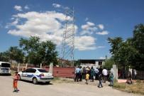 BAZ İSTASYONU - Mahalleliden Baz İstasyonu Tepkisi
