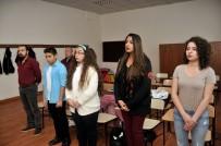 BAĞLAMA - Mamak Kültür Merkezi Konservatuvara Öğrenci Yetiştiriyor