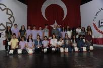MUSTAFA AYDıN - Mardin'de Başarılı Öğrencilere Altın Verildi