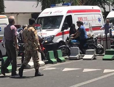 İran'da çifte saldırı: 12 ölü
