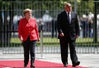 SINIR GÜVENLİĞİ - Merkel Açıklaması 'Türkiye İle İncirlik Sorunu Bitti Ama İlişkilerimiz Devam Edecek'