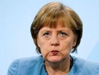 İNCIRLIK - Merkel'den Türkiye açıklaması