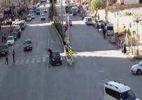 DİKKATSİZLİK - Mersin'deki Trafik Kazaları MOBESE'de