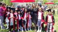 KADER - Öğrenciler Mezuniyetlerini Masal Park'ta Kutladı