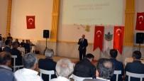 Orhaneli Maden OSB'nin ÇED Toplantısına Vatandaşlar Büyük İlgi Gösterdi